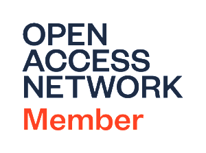 Orange Open Access Member badge