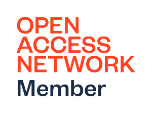Blue Open Access Network Member badge